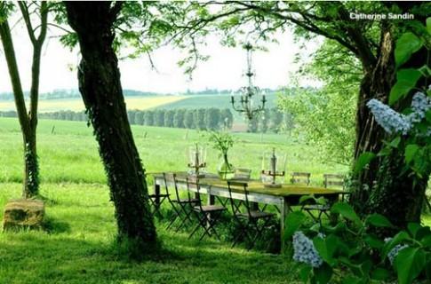 Nhà đồng quê Pháp đẹp tựa thiên đường