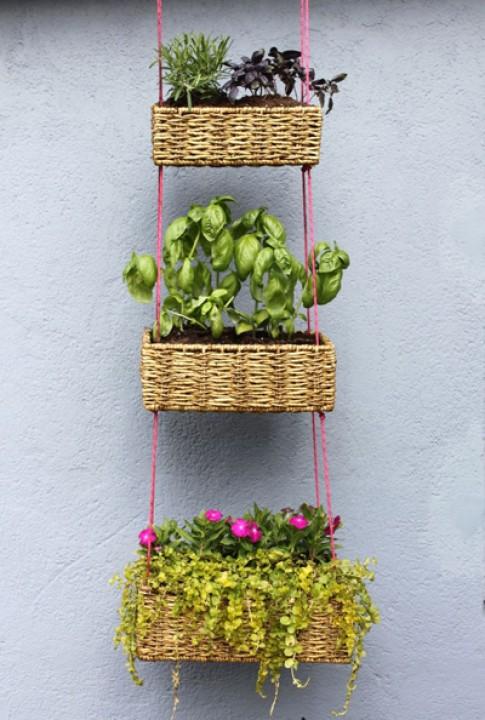 Nhà nhỏ cũng có thể thiết kế mảnh vườn