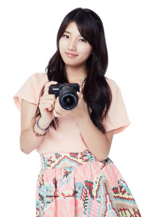 Nhan sắc mê hoặc của bạn gái Lee Min Ho