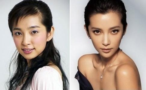 Nhan sắc trái ngược của sao Hoa - Hàn trước và sau khi nổi tiếng