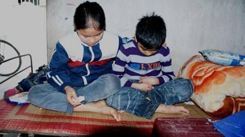 Nhức nhối những vụ cha mẹ đánh con
