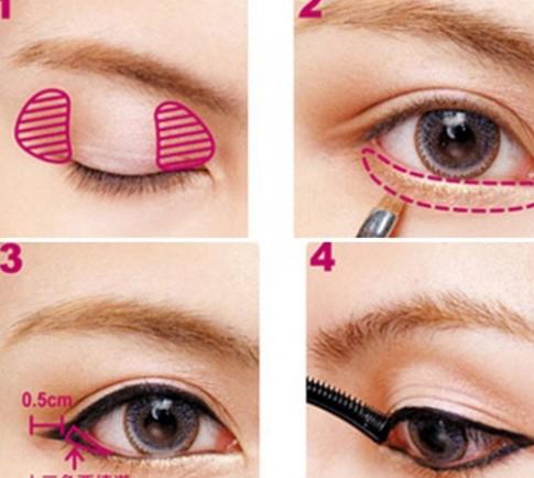 Những cách đơn giản giúp đôi mắt của bạn to hơn