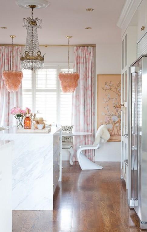 Những căn phòng màu hồng mê hoặc phái nữ