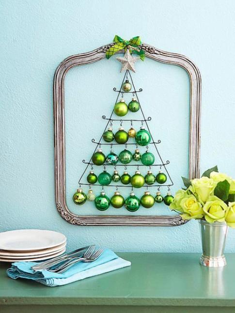 Những cây thông Noel lạ lẫm