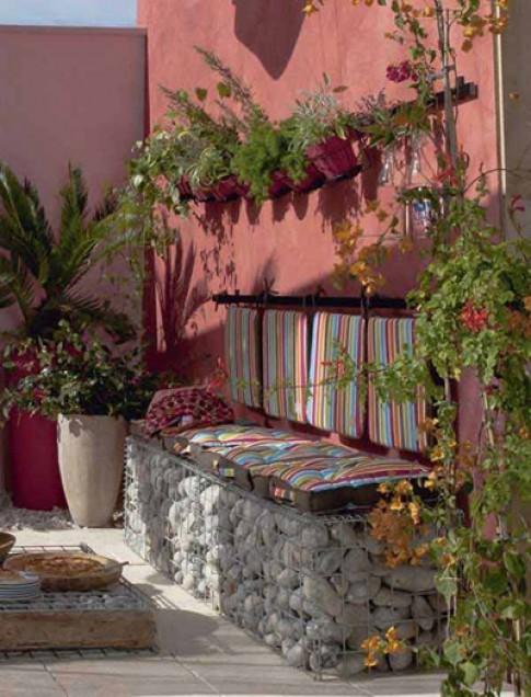 Những kiểu ghế ngoài vườn giá rẻ