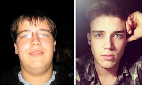 Những màn giảm cân khiến bạn không thể tin vào mắt mình