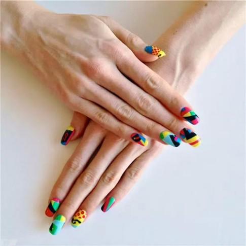 Những mẫu nail cực 'chất' cho cô nàng sành điệu