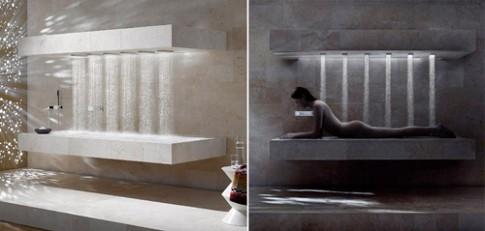 Những mẫu phòng tắm chỉ nhà giàu mới có!