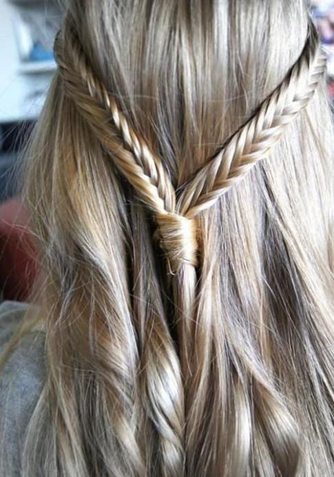 Những mẫu tóc tết mùa thu giúp bạn gái gây thương nhớ