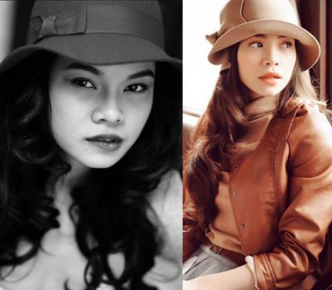 Những mỹ nhân có khuôn mặt giống Hà Hồ như chị em