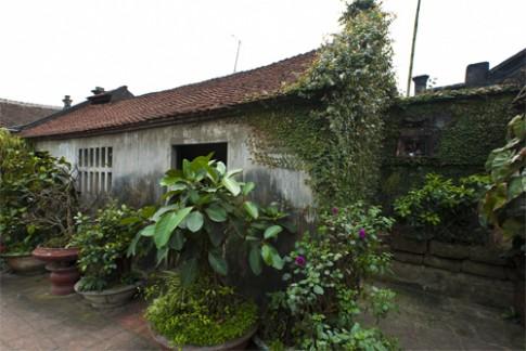 Những ngôi nhà 300 năm vẫn đẹp ở làng cổ Đường Lâm