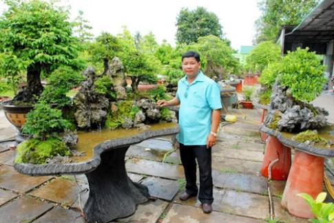 Những vườn kiểng bạc tỷ nổi tiếng ở miền Tây