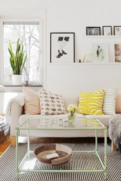 Nội thất phong cách Mỹ cho căn hộ chung cư