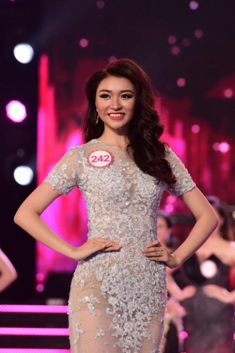 Nữ sinh lớp 12 bất ngờ lọt top 18 đêm chung khảo HHVN phía Nam