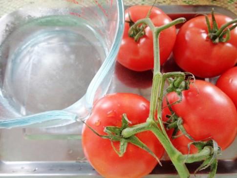 Nước ép cà chua vừa ngon lại bổ
