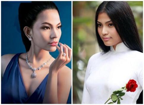 Photoshop quá đà, sao Việt khiến fan không nhận ra
