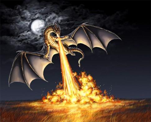"""Rồng """"bay"""" vào nhà, giải trừ Tam Sát"""