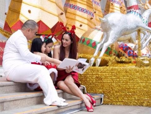 Sao nữ Việt tuổi Ngựa - nhà sang, nhà đơn giản