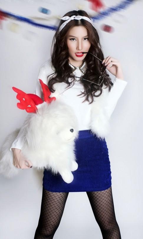 Sao Việt - Hàn gợi ý những kiểu tóc Noel siêu đáng yêu