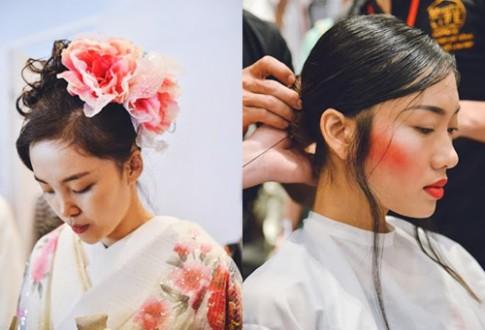 Sao Việt quyến rũ với tóc ướt đẹp mê ly