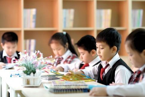 """""""Sính ngoại"""" mới cho con học trường quốc tế"""