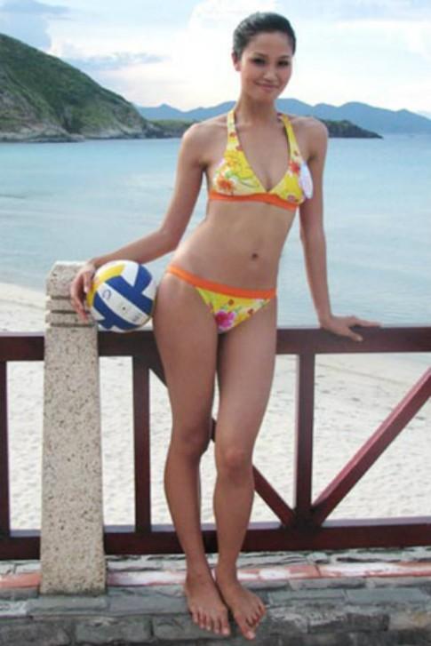 So nhan sắc 7 mỹ nhân Việt từng dự thi Hoa hậu hoàn vũ