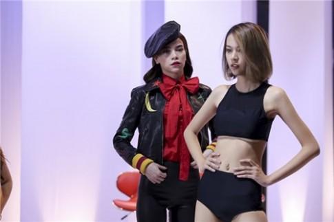 Soi điểm trừ hình thể của các mĩ nhân The Face Vietnam