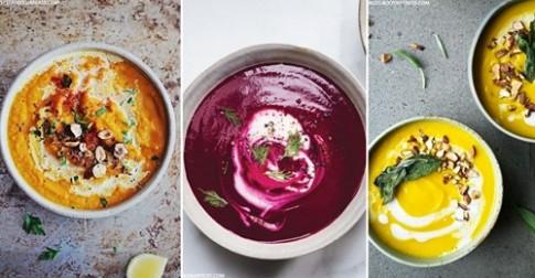 Souping: Trào lưu giảm cân bằng súp đang khiến dân bàn giấy phát sốt