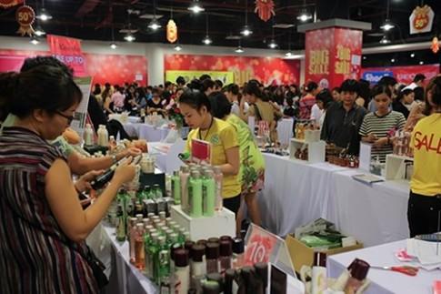 Sự kiện giảm giá điên rồ nhất trong lịch sử Beauty Fest