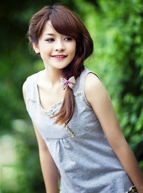 Sự thay đổi phong cách tóc của Chi Pu khi xóa mác hot girl