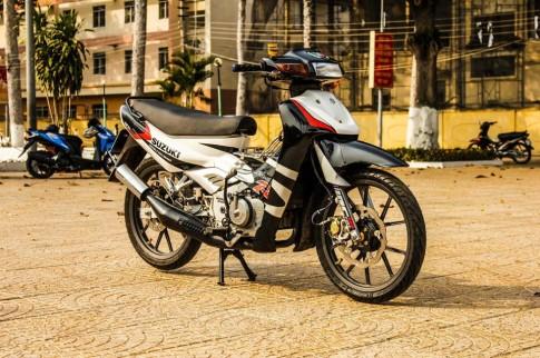 Suzuki Satria 120R độ cực chất của dân chơi Việt