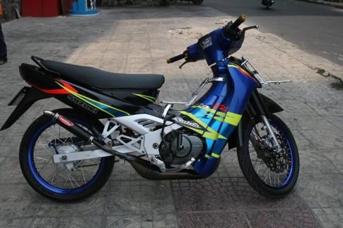 Suzuki Xipo 110 sự trở lại đầy ấn tượng
