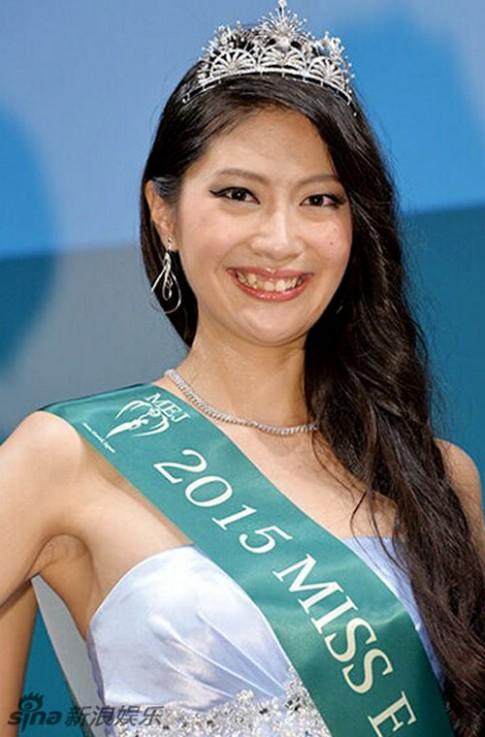 Tân Hoa hậu Trái đất Nhật Bản bị chê xấu vì răng khấp khểnh