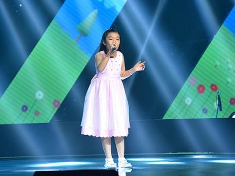 """Tập 5 GHVN 2015: Cẩm Ly """"choáng"""" với giọng ca nhí mình loại năm ngoái"""