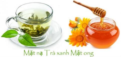 Tất tần tật những phương pháp làm đẹp da ngày Tết từ trà xanh