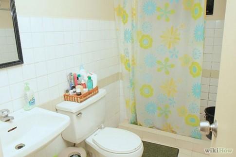 Tết này không lo phòng tắm nhỏ chẳng tinh tươm