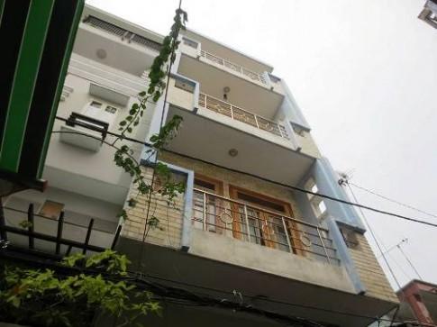 Thay diện mạo cho nhà 4 tầng sau 10 năm sử dụng