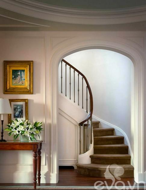 Thiết kế cầu thang cho nhà ở thấp tầng