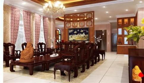 Thiết kế lại nội thất cho nhà 4 tầng