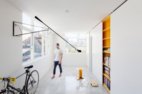 Thiết kế nhà 27m2 rộng rãi và tiện nghi