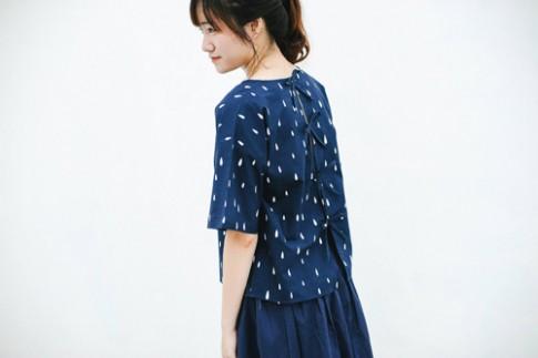 """Thiếu nữ Việt ngày càng chuộng mặc áo """"bà bầu"""""""