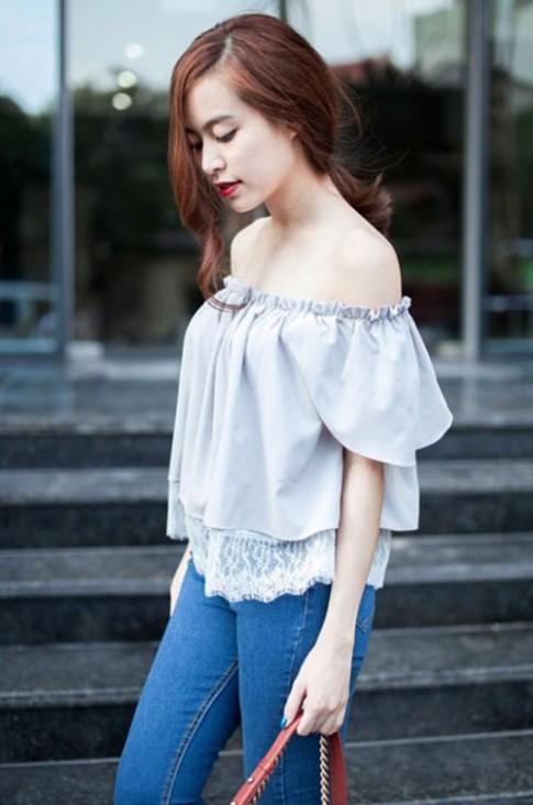 Thời trang tóc đáng học hỏi của Hoàng Thuỳ Linh (P3)
