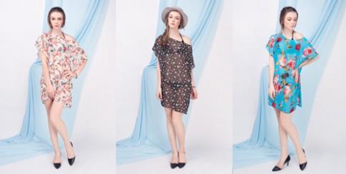 Thời trang Trali tặng váy đi biển từ ngày 9/6.