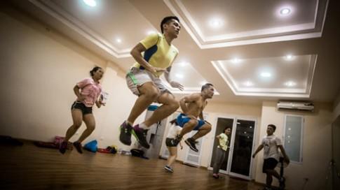 Thực đơn và chế độ tập luyện để giảm cân cấp tốc