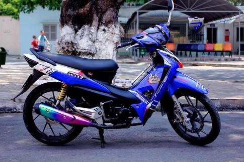 Tổng hợp một số mẫu Honda Wave A độ đẹp mắt