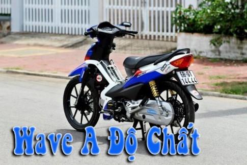 Tong hop nhung xe Wave Alpha do kieng cuc chat 2016