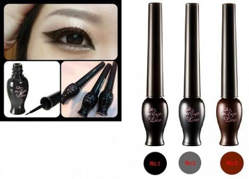 Top 5 loại kẻ mắt thần thánh lâu trôi của Hàn Quốc