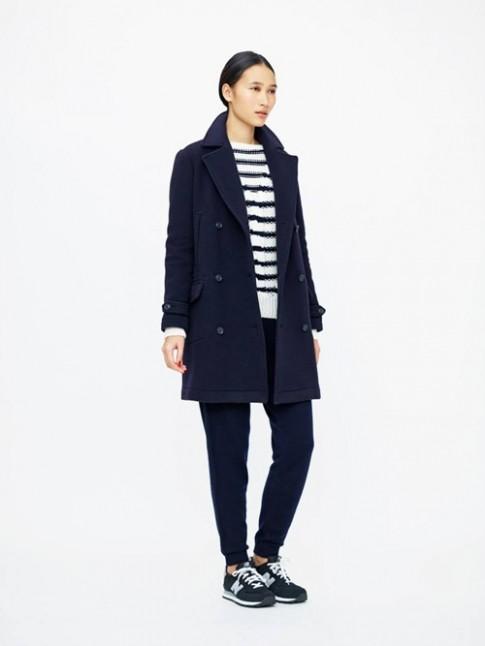 Trang Khiếu xuất hiện trên lookbook thời trang quốc tế