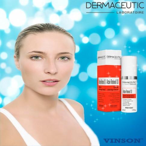 Trẻ hóa da với Retinol của Dermaceutic