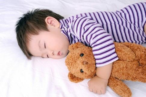 Trẻ ngủ ngáy có thể đang mắc bệnh?